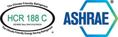 HCR-188C2 ASHRAE